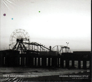Trey Anastasio - Original Boardwalk Style - CD