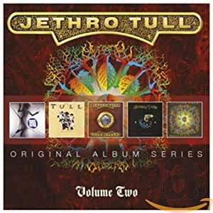 Jethro Tull - Original Album Series Vol 2 - 5CD