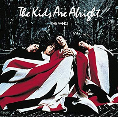The Who -The Kids Are ALright (Original Soundtrack)- CD