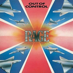 Rage - Out Of Control - CD