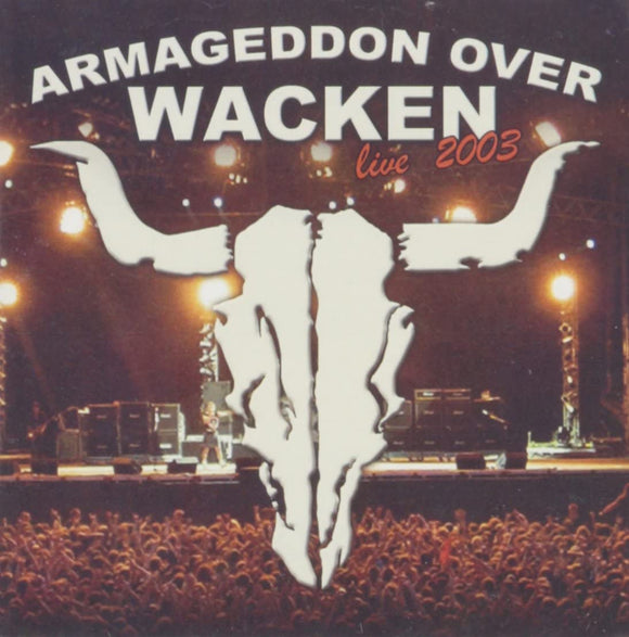 Various Artists - Armageddon Over Wacken Live 2003 - 2CD