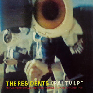 The Residents - Pal Tv LP - CD