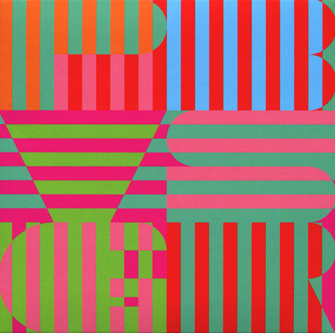 Panda Bear - A Day With The Homies LP