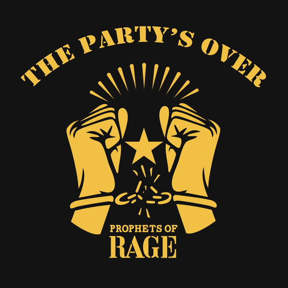 Prophets of Rage - Party's Over - CD