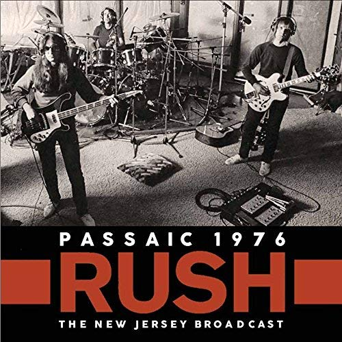 Rush - Passaic 1976 - CD