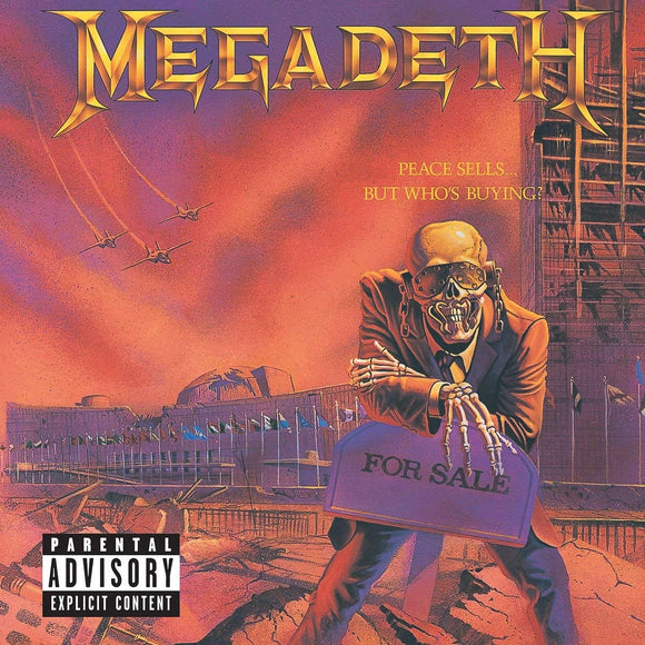 Megadeth - Peace Sells But Who's Buying - CD