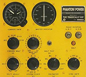 Tragically Hip - Phantom Power CD