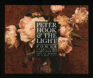 Peter Hook - Power Corruption & Lies Tour 2013 - CD
