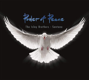The Isley Brothers - Santana - Power Of Peace - CD