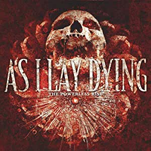 As I Lay Dying - The Powerless Rise - CD
