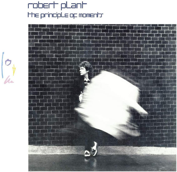 Robert Plant - The Principle Of Moments - CD