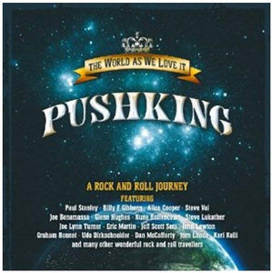 Pushking - The World As We Love It - CD