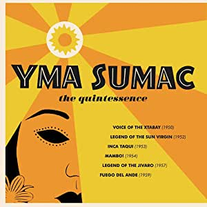 Yma Sumac - The Quintessence - 3CD