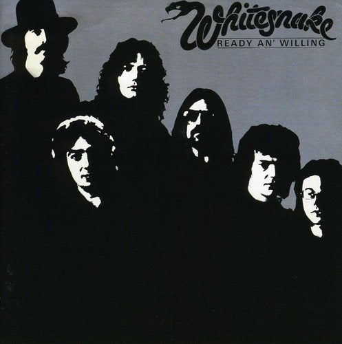 Whitesnake - Ready And Willing CD