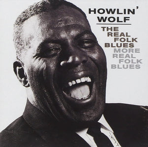 Howlin' Wolf - The Real Folk Blues / More Real Folk Blues - CD