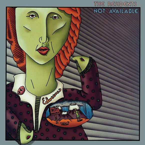 The Residents - Not Available - CD