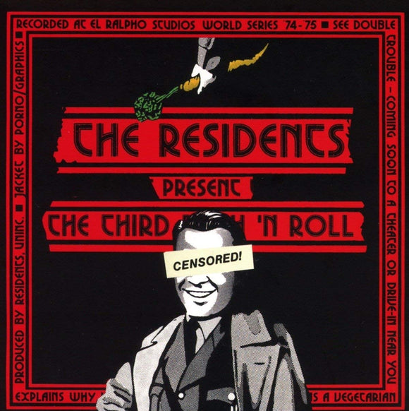 The Residents - The Third Reich 'N Roll - pREServed Edition - 2CD