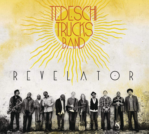 Tedeschi Trucks Band - Revelator - CD
