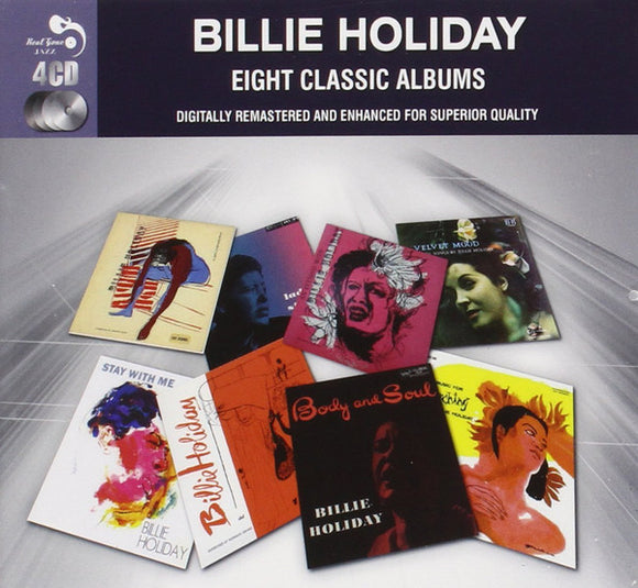 Billie Holiday - Eight Classic Albums - 4CD