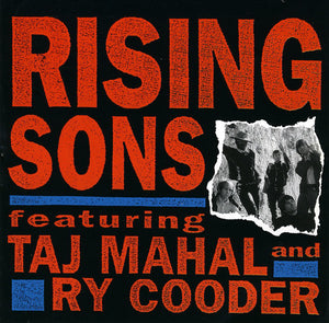Rising Sons - Taj Mahal Featuring Ry Cooder - CD