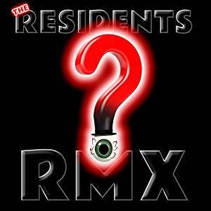 The Residents - RMX - CD