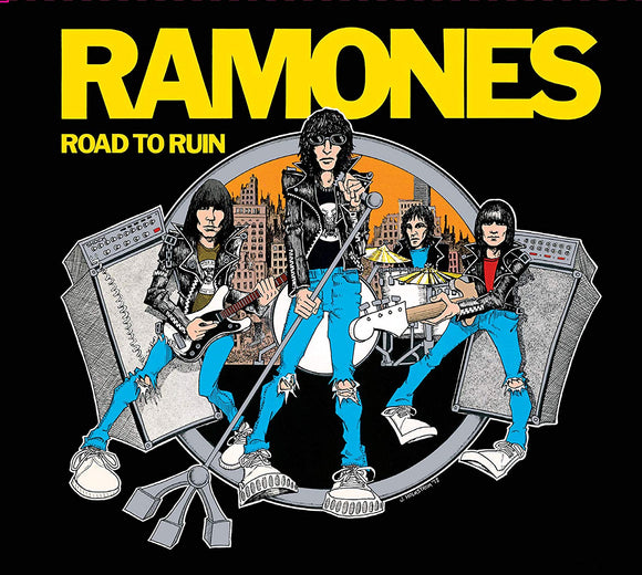 Ramones - Road To Ruin (40th Anniversary) - CD