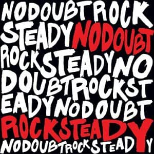 No Doubt - Rock Steady - USED CD