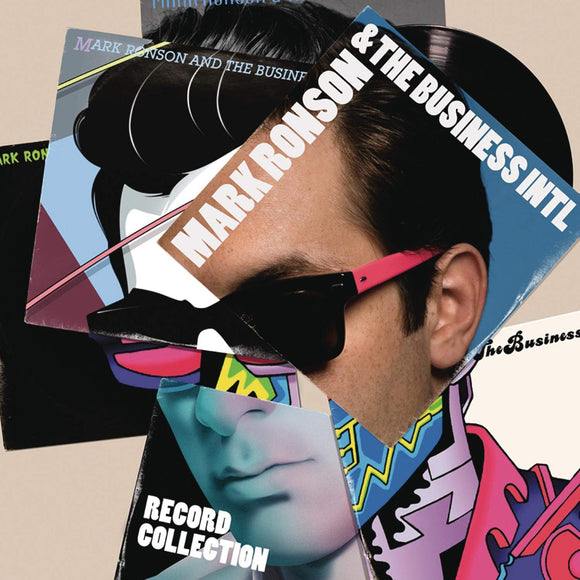 Mark Ronson - Record Collection - CD