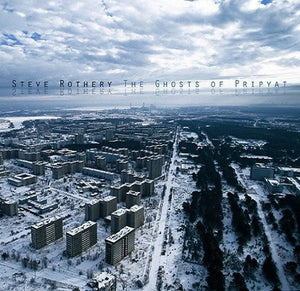 Steve Rothery - The Ghosts Of Pripyat - CD