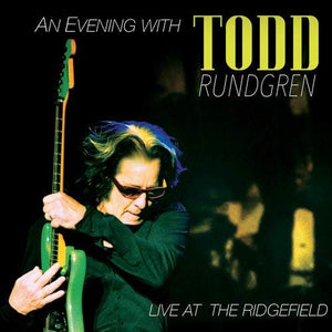 Todd Rundgren - An Evening With Todd Rundgren: Live At The Ridgefield - CD/DVD
