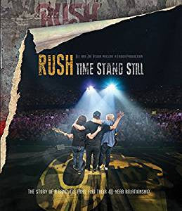 Rush - Time Stand Still DVD