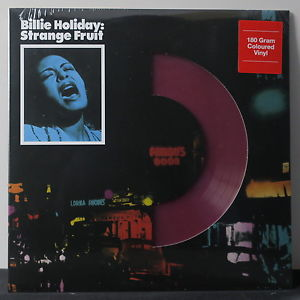 Billie Holiday - Strange Fruit - LP