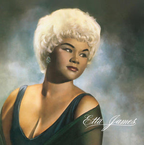 Etta James -Self-titled - LP