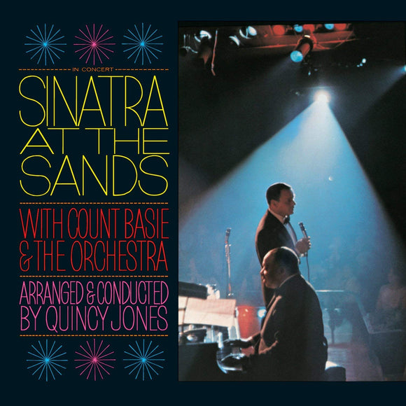 Frank Sinatra - At The Sands - CD