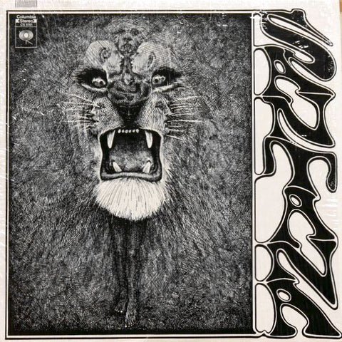 Santana - Self-titled - LP