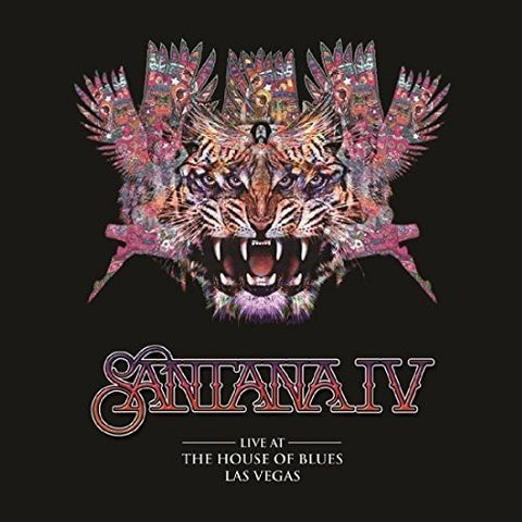 Santana IV - Live At The House Of Blues CD/DVD
