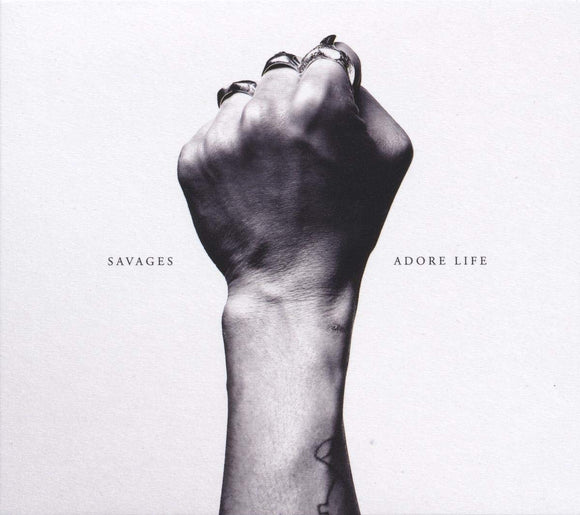 Savages - Adore Life - CD