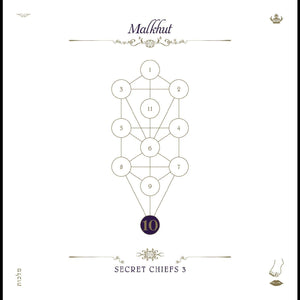 Secret Chiefs 3- The Book Beri'ah Vol 10-Malkhut - CD