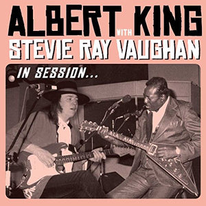 Albert King With Stevie Ray Vaughan - In Session - CD/DVD