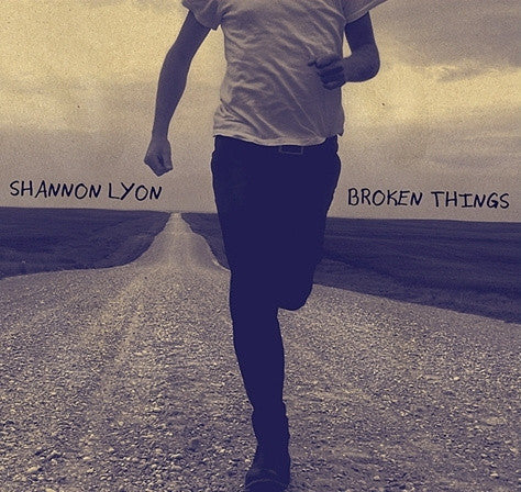 Shannon Lyon - Broken Things - CD
