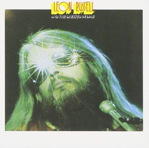 Leon Russell - And The Shelter People - CD