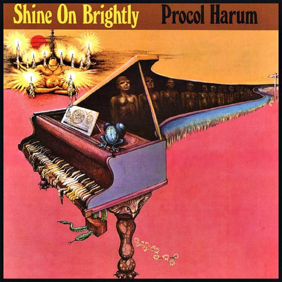 Procol Harum - Shine On Brightly - 3CD