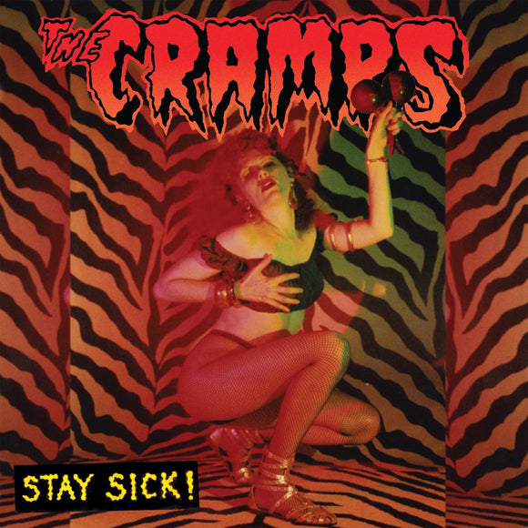 The Cramps - Stay Sick! (Digipak)- CD