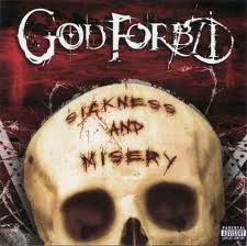 God Forbid - Sickness And Misery - CD