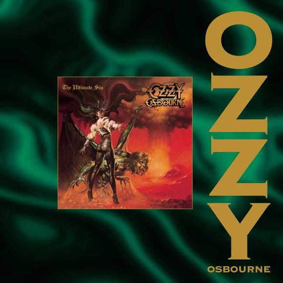 Ozzy Osbourne - Ultimate Sin - CD