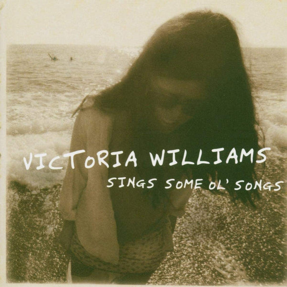 Victoria Williams - Sing Some Ol' Songs - CD