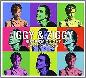 Iggy & Ziggy - Sister Midnight Live At The Algora - CD