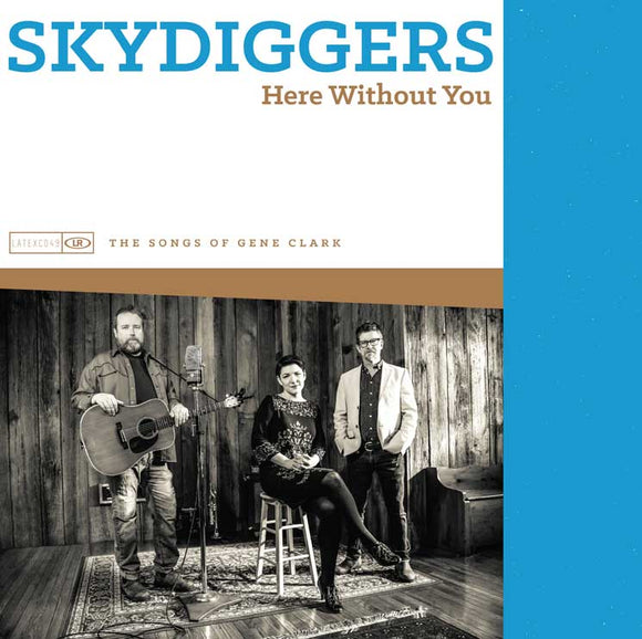 Skydiggeres - Here Without You- CD