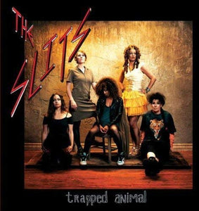 The Slits - Trapped Animal - CD