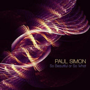 Paul Simon - So Beautiful So What - CD